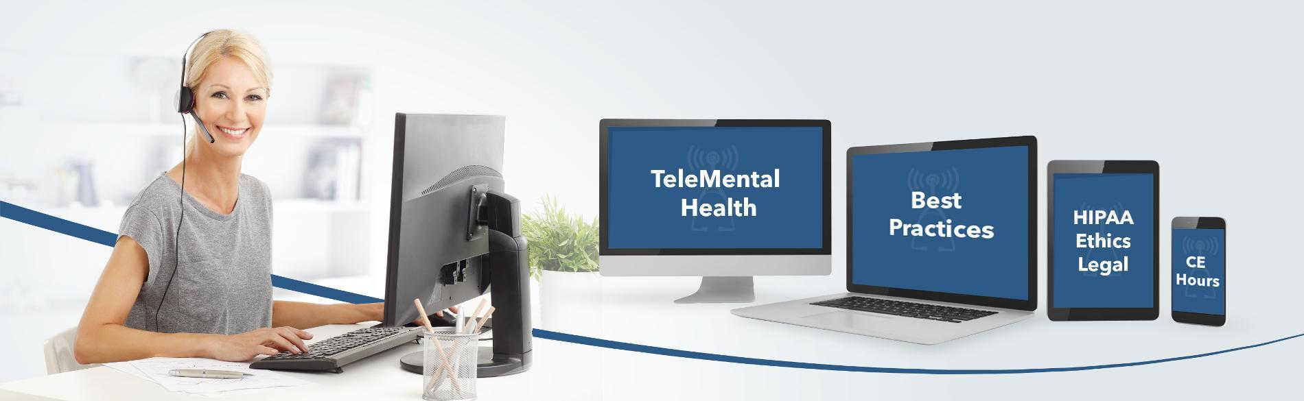 TeleMental Health Training
